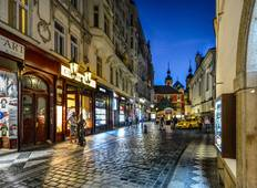 Danube Dreams with 2 Nights in Prague (Eastbound) 2021 Tour