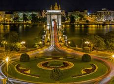 A Taste of the Danube with 2 nights in Budapest Tour