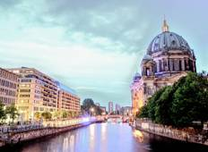 Danube Dreams with 2 Nights in Berlin & 2 Nights in Prague (Eastbound) Tour