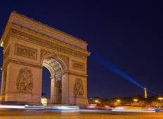 Burgundy & Provence with 2 Nights in Paris (Northbound) Tour