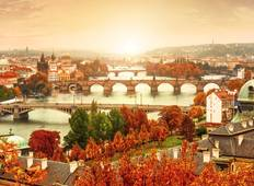 Christmastime on the Danube with 2 Nights in Prague (Eastbound) 2021 Tour