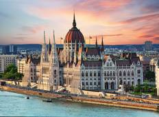 Danube Symphony with 1 Night in Budapest (Eastbound) 2021 Tour
