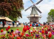 Tulip Time Highlights with 1 Night in Brussels 2021 Tour