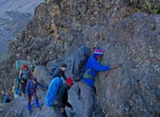 8 Days Mount Kilimanjaro Climbing Through Machame Route Tour