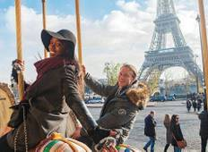 European Discovery (End Paris, Winter, 12 Days) Tour