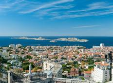 Burgundy & Provence with 1 Night in Marseille, 2 Nights in Paris, 3 Nights in Venice & 3 Nights in Rome (Northbound) Tour