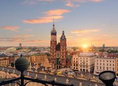 3 days in Krakow and 3 days in Warsaw (transfers, tours and accommodation) Tour