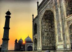 3 Day Taj Mahal & Agra Fort With Mother Teresa\'s Missionaries Tour From Delhi Tour