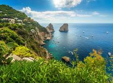 Capri, Ischia and Procida Island Walks Tour