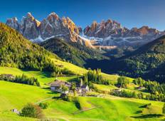 Dolomites Walking Holiday Tour