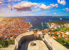 Dalmatia by Bike and Boat in Style Tour