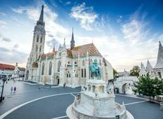 The Danube from the Black Sea to Budapest with 1 Night in Budapest 2021 Tour