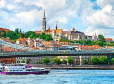 The Danube from the Black Sea to Budapest with 2 Nights in Transylvania 2021 Tour