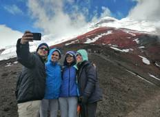 3 Day Trip Cotopaxi Volcano,Baños small town & the Devil\'s Nose Train from Quito Tour