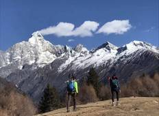 Climb Mt. Siguniang: Dafeng (5025m) Peak (Oriental Alps in Tibetan region of Sichuan)  Tour
