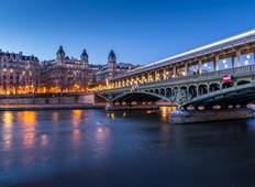 Magnificent Rivers of Europe with 2 Nights in Paris & 2 Nights in London 2021 Tour