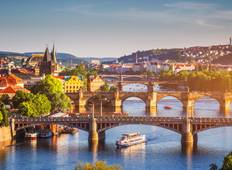 Once upon Three Rivers: the Rhine, Moselle & Main with 2 nights in Prague and 2 nights in Paris Tour