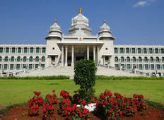 Bangalore- Transfers+Hotel+Sightseeing Tour