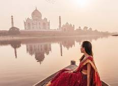 3 Days Golden Triangle tour including Taj mahal visit and Capital City of India Tour