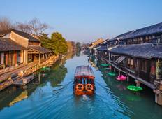 Shanghai 6 Days 5 Nights Visa Free City Tour Tour