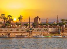 Egypt with 4 Days Nile Cruise Tour