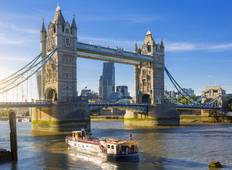 Once upon Three Rivers: the Rhine, Moselle & Main with 2 nights in Paris and 2 nights in London Tour