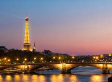 Jewels of Central Europe with 2 Nights in Paris (Eastbound) 2021 Tour