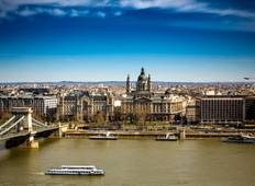 Jewels of Central Europe with 2 Nights in London & 2 Nights in Paris (Eastbound) 2021 Tour