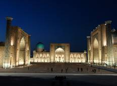 The grand round trip in Uzbekistan Tour