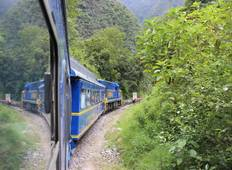 Machu Picchu by Train - 9 days Tour