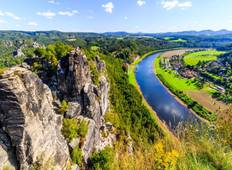 Saxon Switzerland: Malerweg Trail Classic Tour