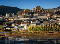 No Shopping 3 Days Lijiang and Shangri-La Small Group Tour Tour