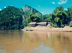 4 Days 3 Nights luxury cruise with Heritage Line Anouvong (Luang Prabang - Huay Xai, upstream) Tour