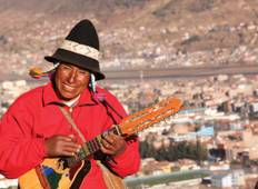 The Incas and the Oasis of America Tour