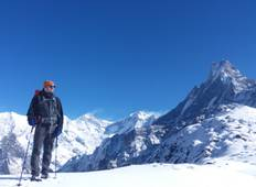 Annapurna Base Camp Trek 8 Days Tour