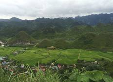 Group tour: Ha Giang - Dong Van Geopark 3 days 2 nights Tour