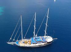 GYR-7 nights amazing round trip boutique from rhodes to the south dodecanese- cruise  Tour