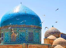 Uzbekistan - The Country of the Blue Domes (8 Days)  Tour