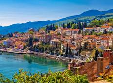 Croatian Riviera by Bike and Boat Tour