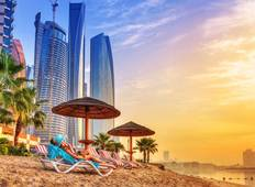 Explore Dubai & Abu Dhabi 4 Nights 5 Days Tour