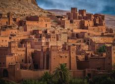 3 Day - 2 Night Sahara Desert Tour From Fes To Marrakech. Tour