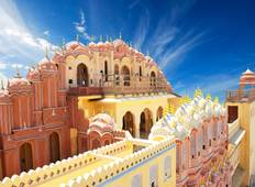 Golden Triangle tour with Village stay Tour