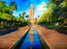 Explore Marrakesh in 3 Days Tour