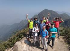 Fansipan Summit Trek 3 Days 4 Nights Tour