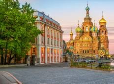 Russia & Baltic Sea Cruise and Tour Tour