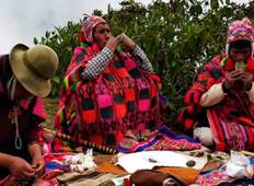 Mystical Tour in the Sacred Valley of the Incas Tour