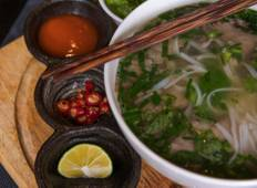 Hanoi Day Tour: Vietnamese Foodie Tour and Cooking Class (half day) Tour