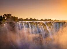 5 Day Victoria Falls & Chobe National Park Safari Tour