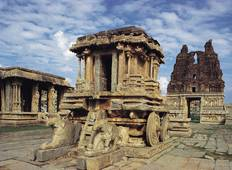 11 Days Sightseeing in Karnataka and Goa States of India, Max 6 Guests Tour