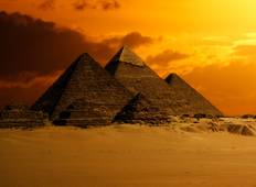 Pyramids & Pharaohs in Egypt Tour